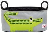 【原廠公司貨】加拿大3 Sprouts 推車置物袋~小鱷魚