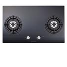【歐雅系統家具廚具】  Electrolux 伊萊克斯 EGT7627CKN 玻璃雙口瓦斯爐