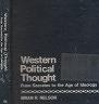 二手書R2YBb《Western Political Thought》1982-