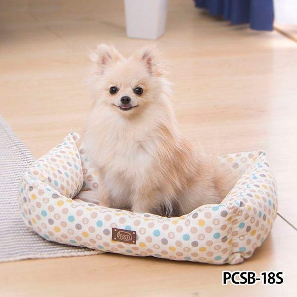 ◆MIX米克斯◆日本IRIS 新版 涼感床S號(P-CSB-18S)小型犬貓皆適用四季皆可使用的透氣墊