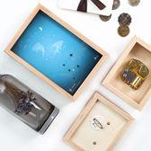 【免運】木質相框八音盒音樂盒天空之城情人節女友女生生日刻字交換禮物伴手禮