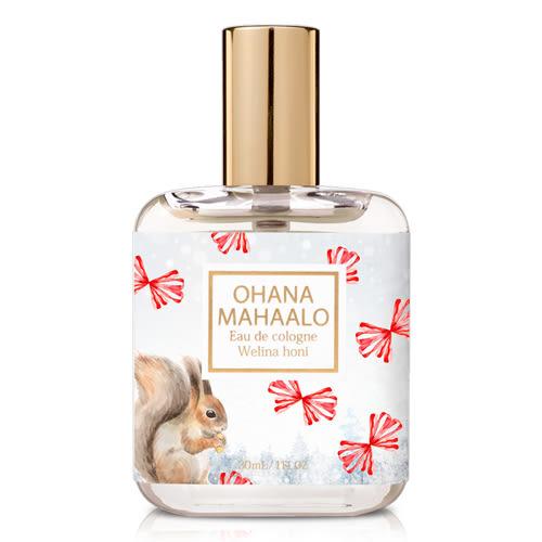 OHANA MAHAALO 冬季童話輕香水(30ml)-送品牌香氛小物★ZZshopping購物網★