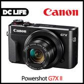 【24期0利率】Canon PowerShot G7X  II (公司貨)