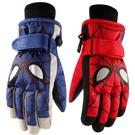 滑雪防寒兒童手套冬保暖加厚中大童玩雪防水學生騎車卡 『洛小仙女鞋』