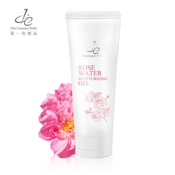 de第一化粧品 玫瑰水保濕凝膠 200g
