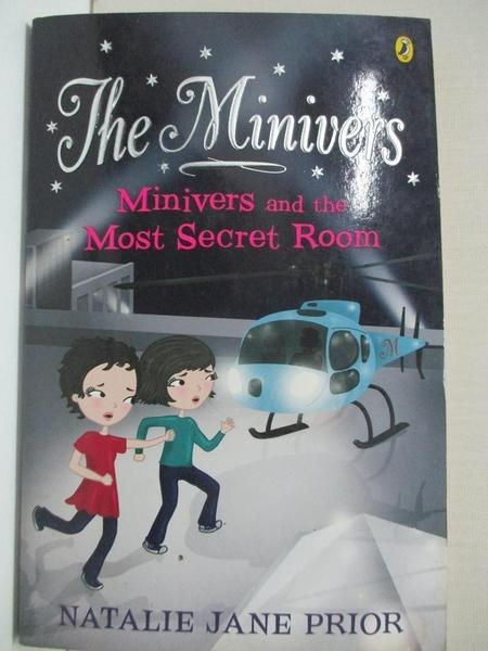 【書寶二手書T4/原文小說_ID4】The Minivers_Natalie Jane Prior