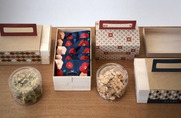 年節木盒 新年包裝盒 月餅盒 木頭盒 餅乾盒 鳳梨酥盒 蛋黄酥盒【C103】牛軋糖盒禮盒包裝盒