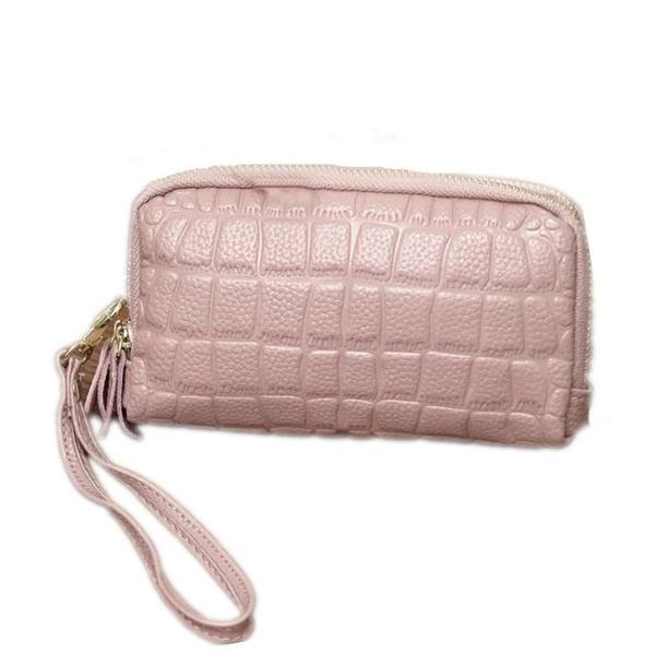 手拿包 2020日韓長款女士錢包手包手機錢夾韓版拉鏈手拿包手機包潮
