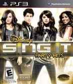 PS3 Disney Sing It: Party Hits 迪斯尼想唱就唱:派對熱門曲(美版代購)