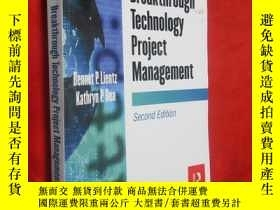 二手書博民逛書店Breakthrough罕見Technology Project
