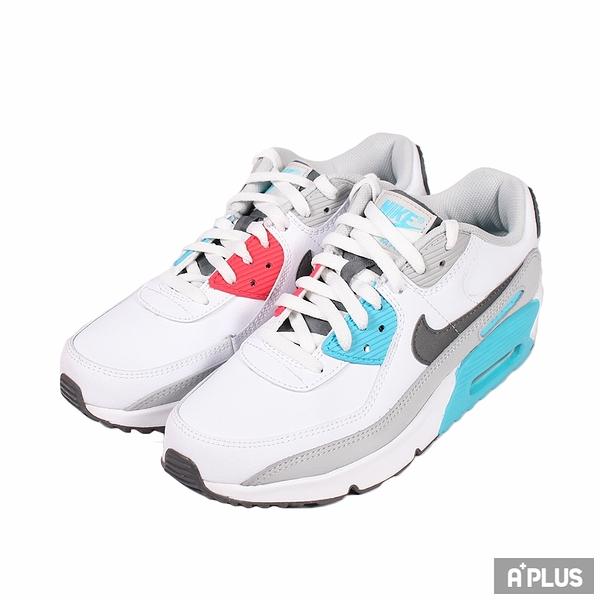 NIKE 女/大童 休閒鞋 AIR MAX 90 LTR (GS)-CD6864108
