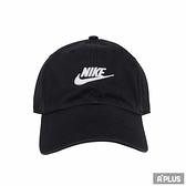 NIKE 運動帽 U NSW H86 FUTURA WASH CAP-913011010