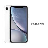 (預購)Apple iPhone XR 6.1吋 128G智慧型手機(白)