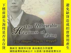 二手書博民逛書店The罕見Unbearable Heaviness of Bei