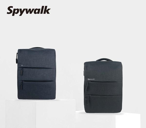 SPYWALK 型男低調後背包 NO:S9268