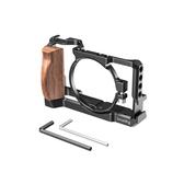 SmallRig CCS 2434 Cage 鋁合金外框 含木質手柄 for Sony RX100 VII VI M6 M7 兔籠 冷靴 錄影用支架 公司貨