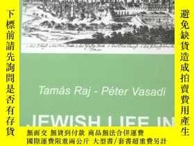 二手書博民逛書店JEWISH罕見LIFE IN TURKISH BUDA(有關匈