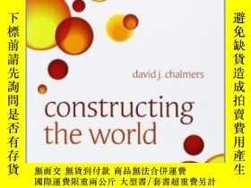 二手書博民逛書店Constructing罕見The WorldY255174 D
