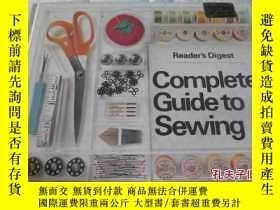 二手書博民逛書店Complete罕見Guide to Sewing23625 R