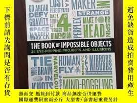 二手書博民逛書店Klutz罕見The Book of Impossible Ob