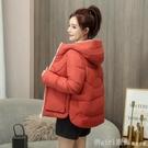 羽絨服 2020冬季新款羽絨棉服韓版加厚女士短款棉衣時尚寬鬆小棉襖外套潮 俏girl