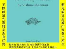 二手書博民逛書店[梵語英語]Five罕見Discourses on Worldly Wisdom by Vishnuvarman,