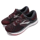 Brooks 慢跑鞋 Transcend 6 黑 紅 避震 輕量鞋面 男鞋 運動鞋【ACS】 1102991D021