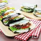 【快出】日本米飯三明治飯團模具套裝DIY烘焙壽司工具寶寶卡通便當模