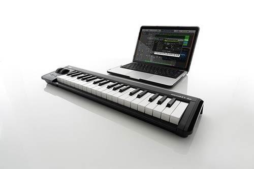【敦煌樂器】KORG microKEY AIR 49 鍵控制鍵盤 主控鍵盤