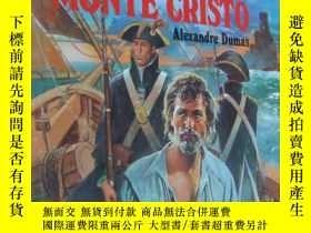 二手書博民逛書店(Greatest罕見illustrated classics) The Count of Monte Crist