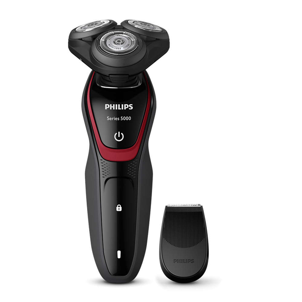 飛利浦 Philips 三刀頭全自動水洗刮鬍刀 S5130