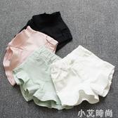 兒童夏裝薄款2020女童白色休閒短褲寶寶純棉百搭熱褲中大童短褲潮【小艾新品】
