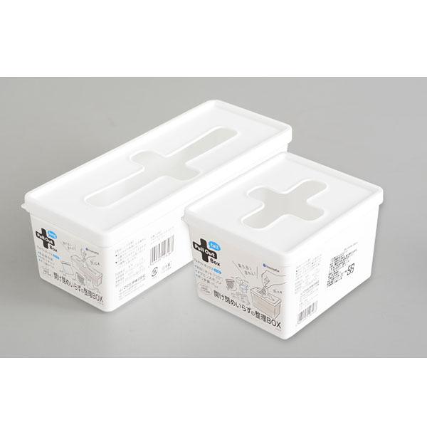 日本製[Inomata] Pull Out十字型整理盒系列 1入