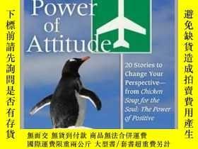 二手書博民逛書店Chicken罕見Soup for the Soul: The Power of AttitudeY41001