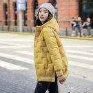 反季特賣新款冬季韓版棉服女寬鬆保暖學生短款羽絨棉襖外套 歌莉婭