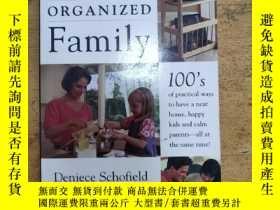 二手書博民逛書店Confessions罕見of a happily organized familyY216015 Denie