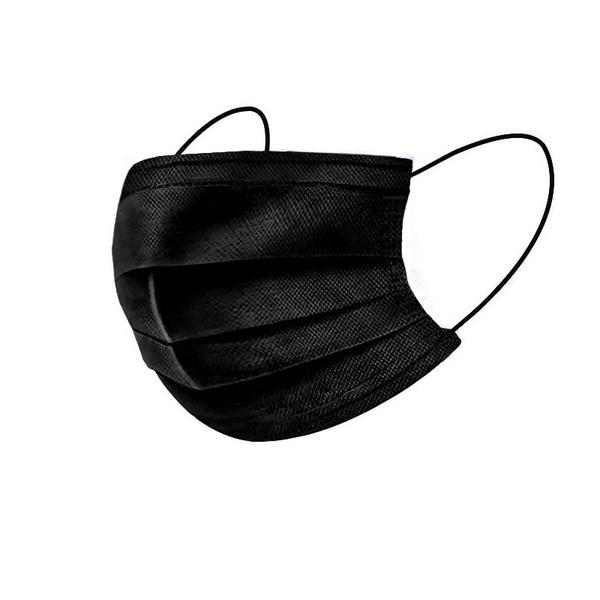 100片現貨秒出 口罩 一次性口罩 成人 兒童 平面口罩 熔噴布 三層不織布加厚口罩 防護口罩防飛沫