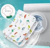 隔尿墊 嬰兒隔尿墊夏天透氣寶寶超大號兒童護理床單防水可洗大姨媽月經墊 果果生活館