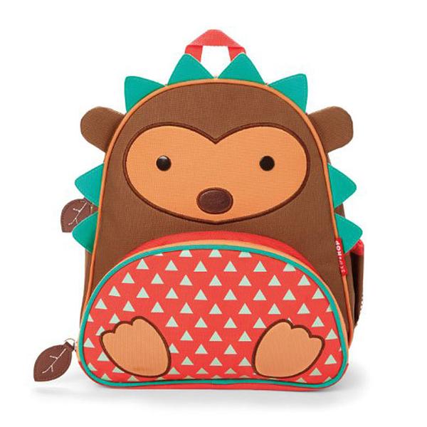 美國SKIP HOP  可愛動物園小童背包_刺蝟