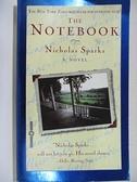 【書寶二手書T1/原文小說_A95】The Notebook_Nicholas Sparks
