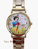 【卡漫城】 白雪 公主 不鏽鋼 錶帶 手錶 ㊣版 Snow White 兒童錶 卡通錶 女錶