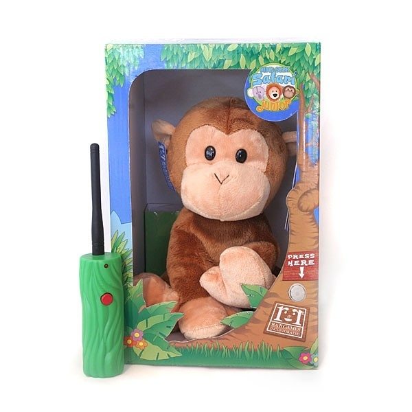 [楷樂國際] 捉迷藏幼兒版 - 猴子 Hide & Seek Safari Junior - Monkey #R&R Games 桌遊 美國 益智遊戲