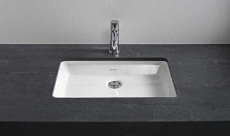 【麗室衛浴】德國 DURAVIT  2nd FLOOR 系列 031658 單孔面盆 555x380x115mm