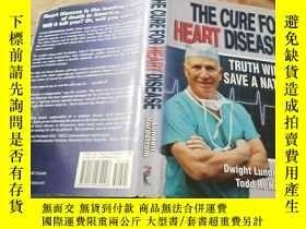 二手書博民逛書店The罕見cure for heart diseaseY2544