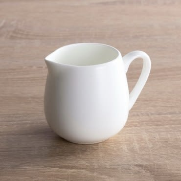 HOLA home 緻白骨瓷奶杯