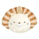 SAN-X 角落生物 海外限定五周年娃娃 角落小夥伴 貓咪 埃及_XS69501