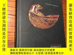 二手書博民逛書店Berwald罕見Oriental art. Facing ea