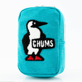 【CHUMS】Vertical Pouch Sweat 收納包 青金石-CH602809T022