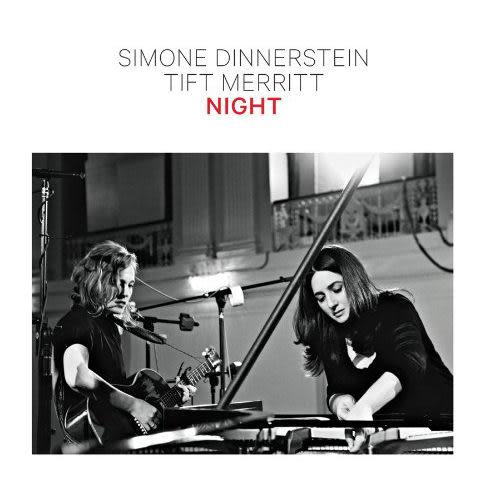 提芙特梅瑞特 西蒙黛娜史坦 夜之歌 CD 演唱鋼琴 Simone Dinnestein & Tift /Night (音樂影片購)