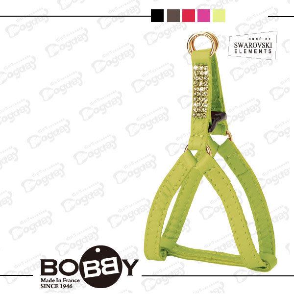 Bobby施華洛水晶羊 胸背帶-35公分
